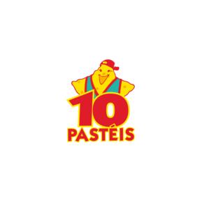 10 pasteis Logo