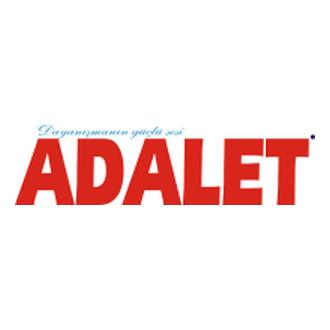 Adalet Gazetesi Logo