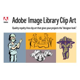 Adobe Image Library Clip Art Logo
