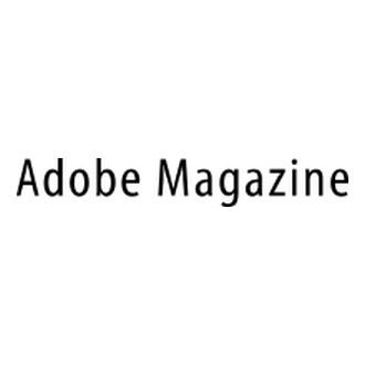 Adobe Magazine Logo