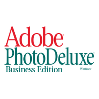 Adobe PhotoDeluxe Logo