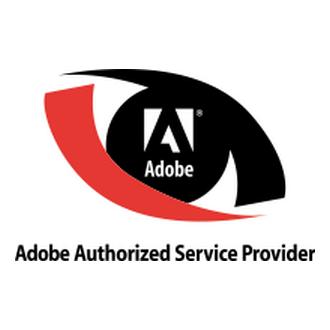 Adobe Service Logo