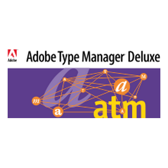 Adobe Type Manager Deluxe Logo