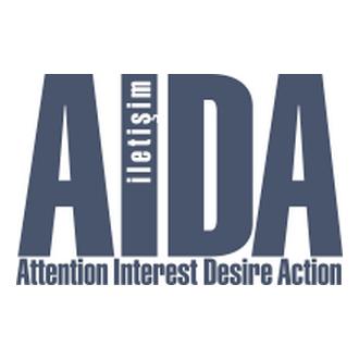 AIDA İletişim Logo