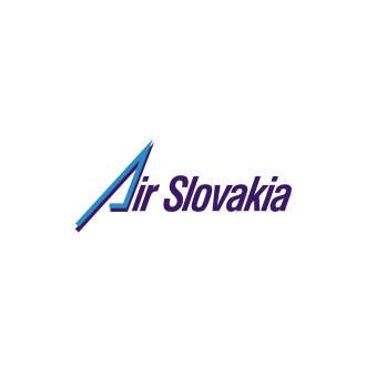 air slovakia � vector logo