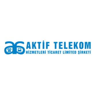 Aktif Telekom Logo