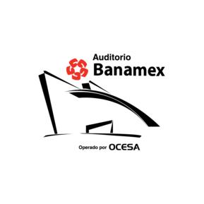 Auditorio Banamex Logo