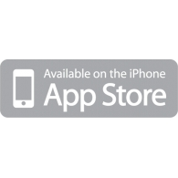 Available on the iPhone App Store Logo