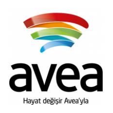 Avea 2013  Hayat değişir Avea'yla Logo