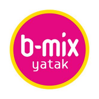B-mix Yatak Logo