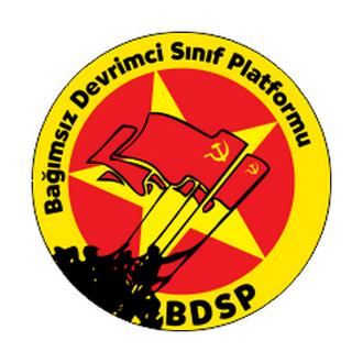 Bağımsız Devrimci Sınıf Platformu BDSP Logo