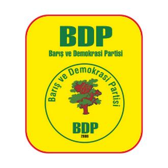 Barış ve Demokrasi Partisi (BDP) Logo