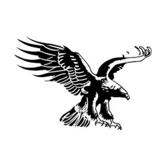 Beşiktaş Kartal Vektörel Logo