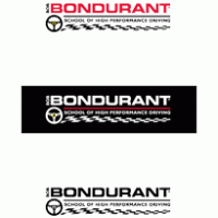 bob bondurant school of high performance driving vekt rel logo. Black Bedroom Furniture Sets. Home Design Ideas