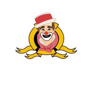 Carequinha Clown Tribute Logo