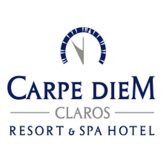 Carpe Diem Claros Resort Spa Hotel Logo