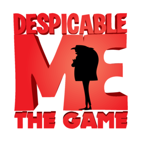 Despicable Me The Game Logo