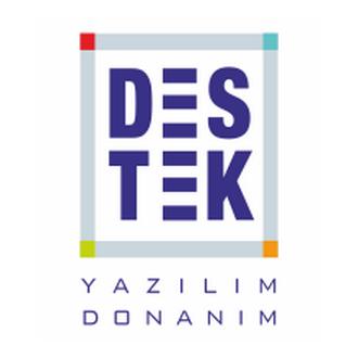Destek Donanım Logo