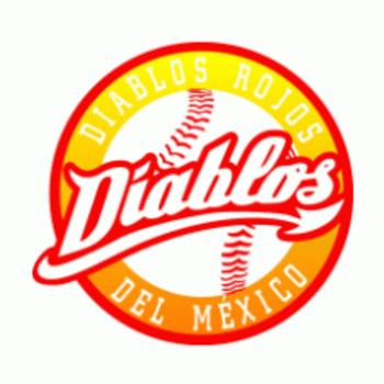 Diablos Rojos del México Logo