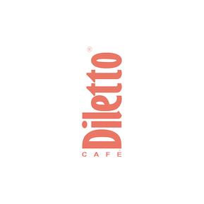 Diletto Café Logo