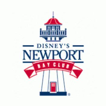 Disney's Newport Bay Club Logo