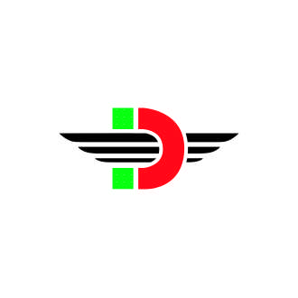 Ducati Flying D Logo