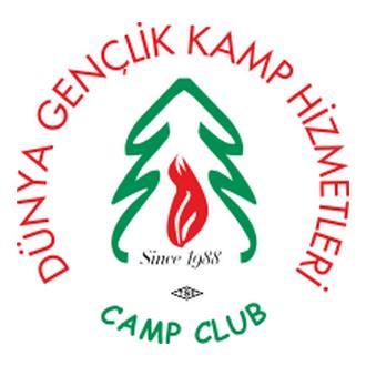 Dünya Gençlik Kampı Hizmetleri Logo