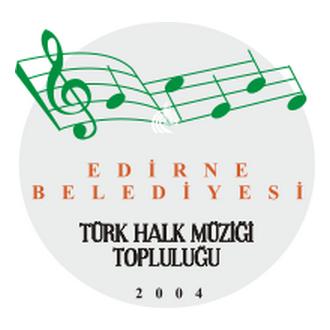 Edirne Belediyesi Türk Halk Müziği Topluluğu Logo