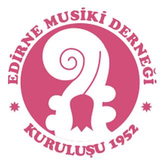 Edirne Müzik Derneği Logo
