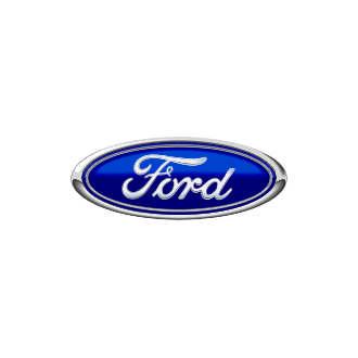 Ford 3D Logo