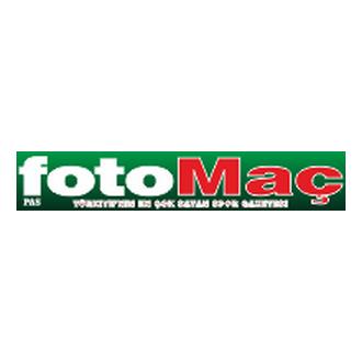 Fotomaç Gazetesi Logo