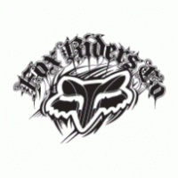 Fox Riders Company Logo