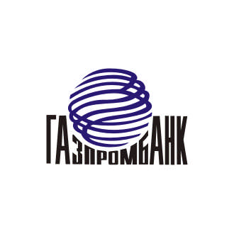 GazPromBank Logo