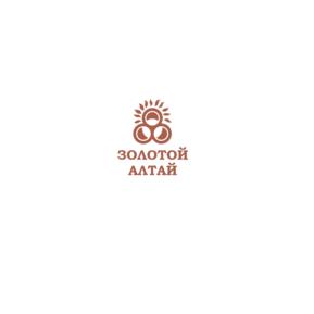 Golden Altay (dark-red) Logo