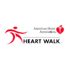 Heart Walk Logo
