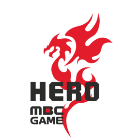 HERO MBC Game Logo