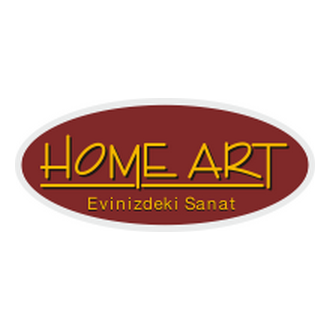 HomeArt Ev Tekstil Logo