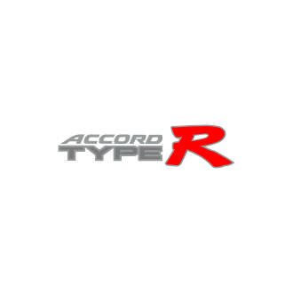 Honda Accord Type R Logo
