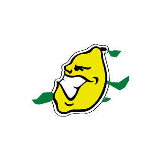 Hooch Lemon Profile Logo