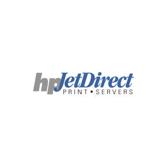 HP JetDirect Logo