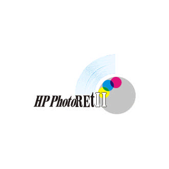 HP PhotoRET2 Logo