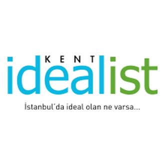İdealist Kent Logo