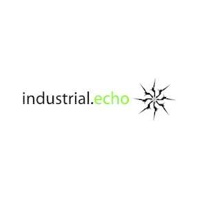 industrial echo Logo