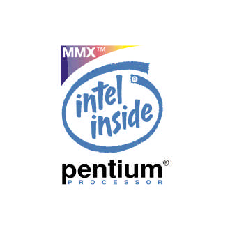 Intel MMX Logo