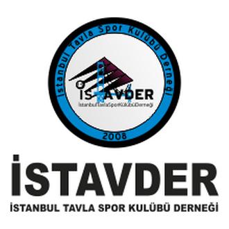 İstanbul Tavla Spor Kulübü Derneği Logo