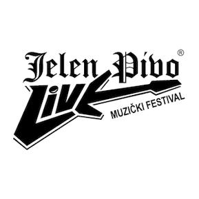 Jelen Pivo Live Logo