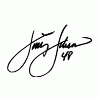 Jimmie Johnson Signature Logo