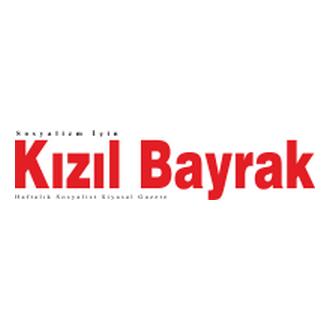 Kızıl Bayrak Gazetesi Logo