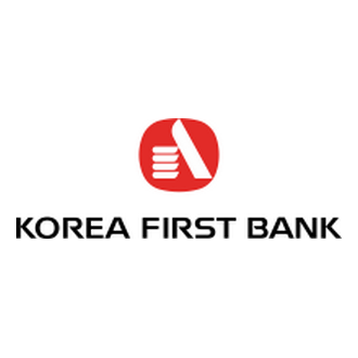 Korea First Bank Logo
