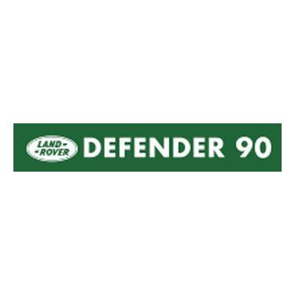Land Rover Defender 90 Vektörel Logo
